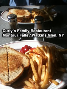 Curly's - Montour Falls/Watkins Glen - see left - Good Restaurants within 100 Miles