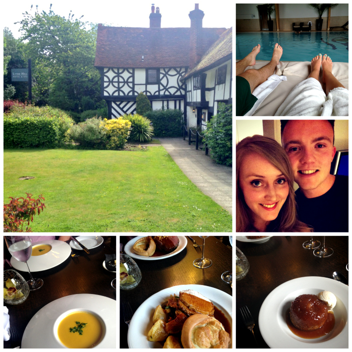 Lythe Hill Hotel and Spa