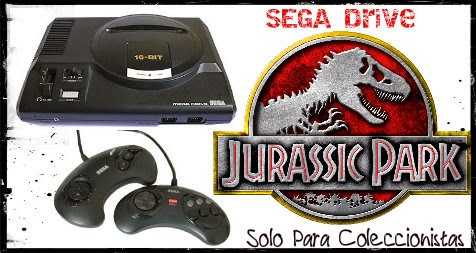 Video juego Jurassic Park