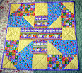 A Fast, Easy Baby Quilt Pattern