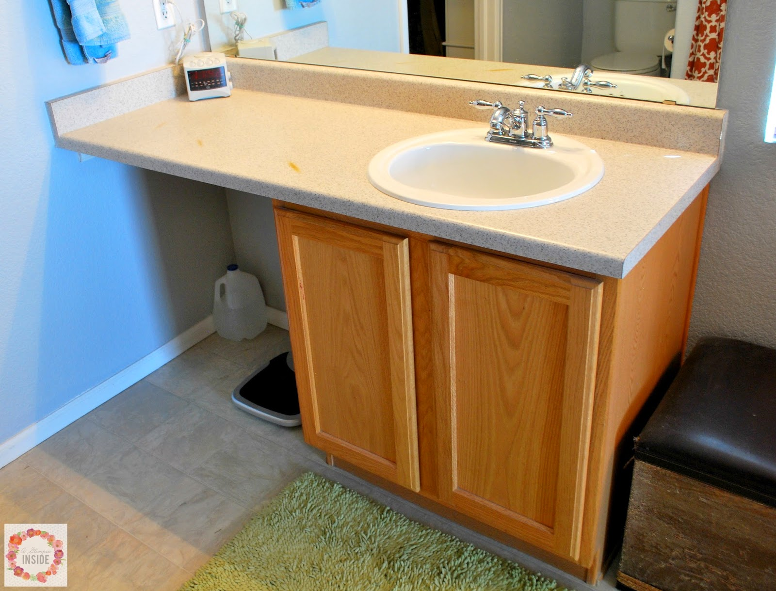 Popular Master Bathroom Makeover Reveal
