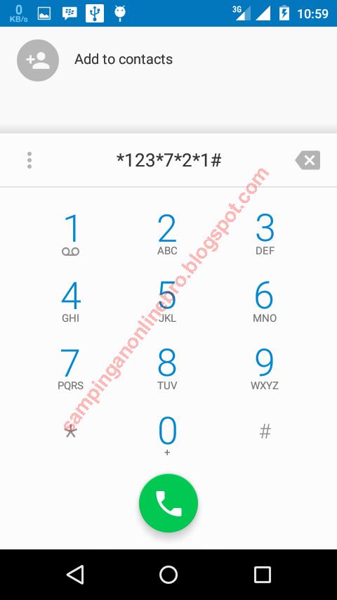Cara Mengetahui Nomor Hp Indosat Sendiri Melalui Handphone