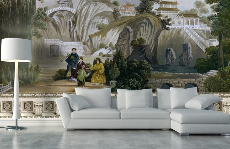 Papiers peints XXL Paysages papier peint direct, vente  - Papier Peint Murale Paysage