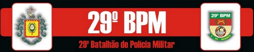 29º BPM - Ijuí
