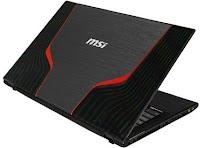 MSI GE60 - gaming laptops design