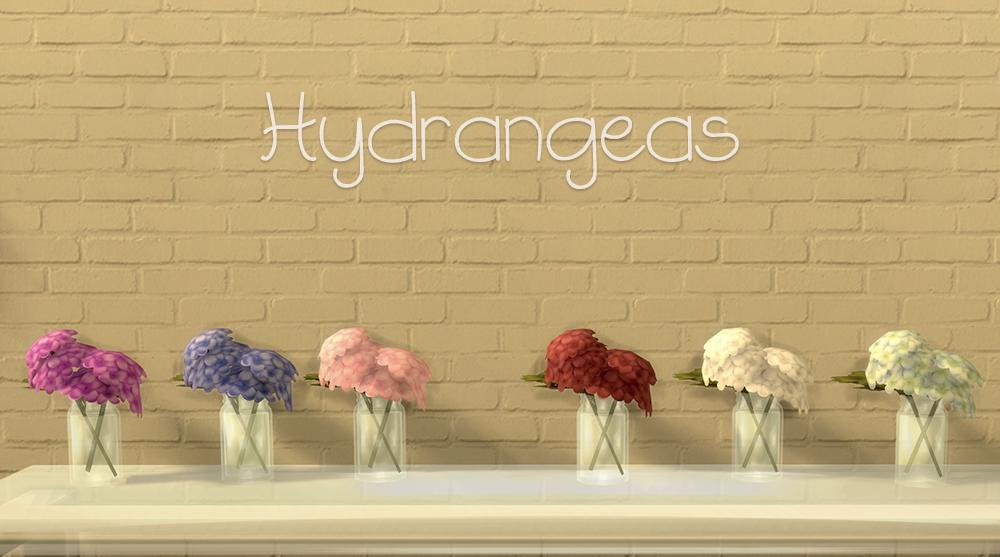 my sims 4 blog spring flowers by omorfimera. Black Bedroom Furniture Sets. Home Design Ideas