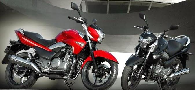 2014 Inazuma 250 cc