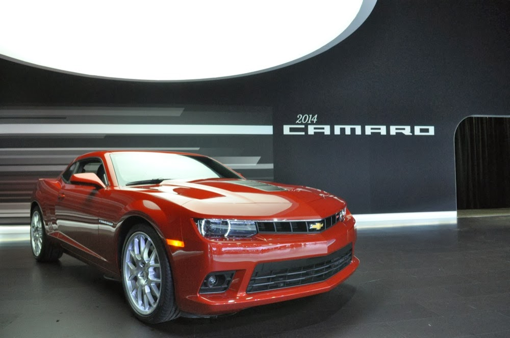 2014 Chevy Camaro Receives KBB's Best Resale Value Award