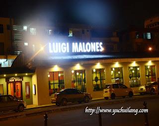 Restoran Luigi Malones