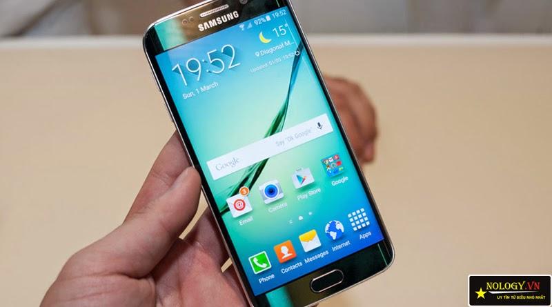 Samsung Galaxy S6 Adge Hàn Quốc màn hình cong