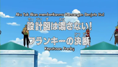 One Piece Episode 284 Subtitle Indonesia