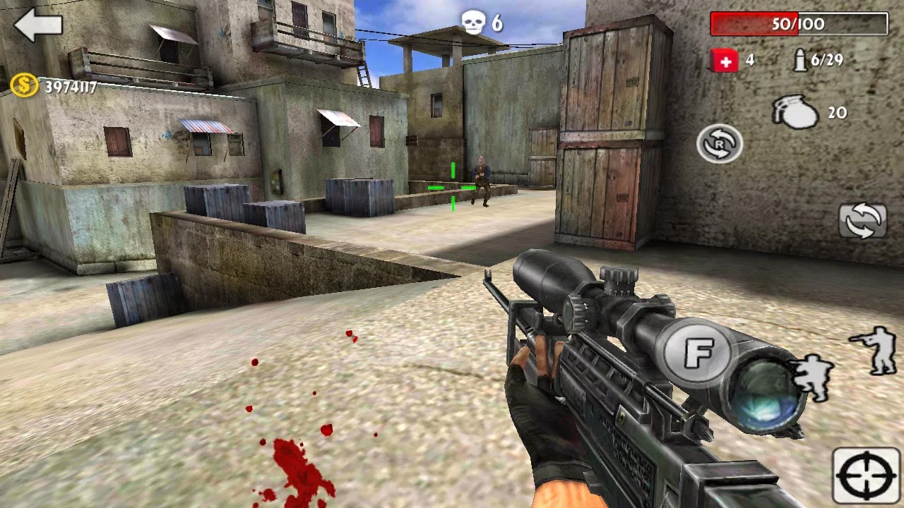 Android Gun Strike 3D Apk Apk resimi 6