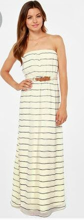 Nautical Look for Less: Lulu's