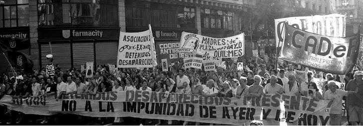 Comisión Permanente de Homenaje a las Madres de Plaza de Mayo de Quilmes