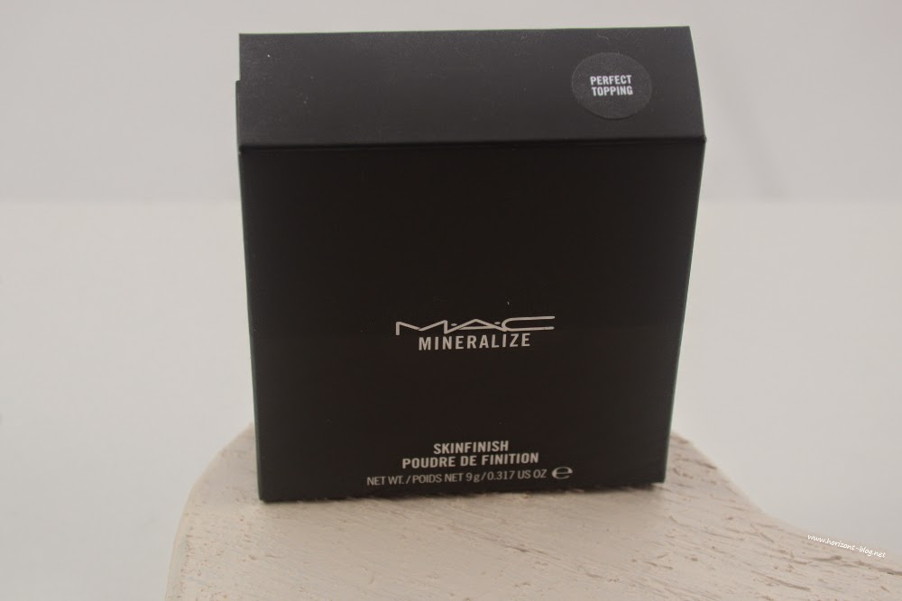 MAC Mineralize Skinfinish Perfect Topping Lightness Of Being LE (Verpackung)