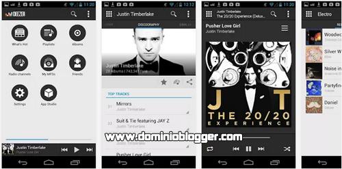 Escuchar música gratis con Deezer en tu Smartphone