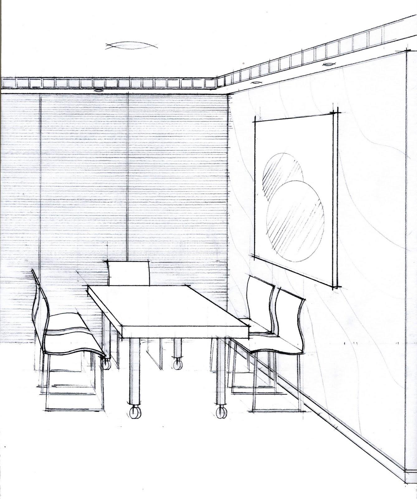 idéia da mesa para reuniões com clientes execução da mesa #60606B 1339x1600