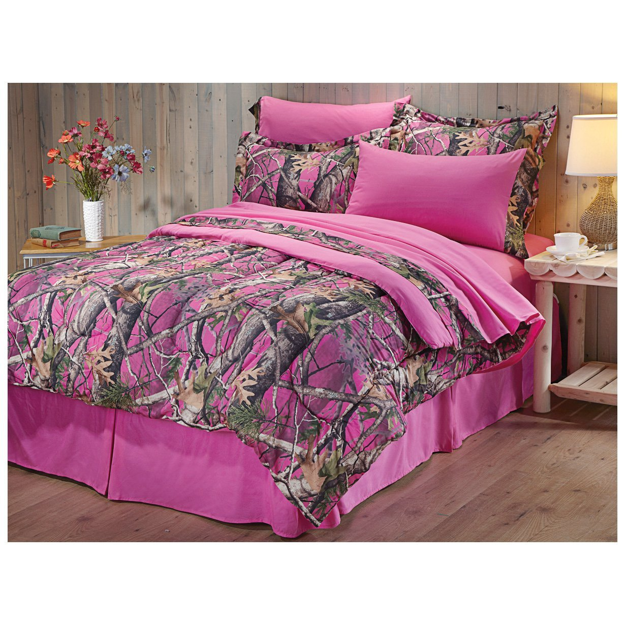 Pink Camo Bedroom Total Fab Pink Camo Camouflage Comforters And Bedding For Girls