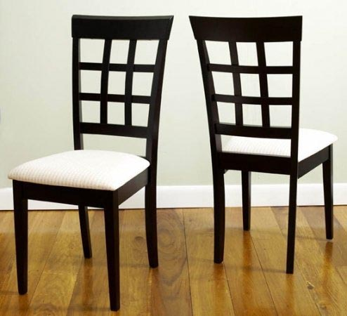 15 modern dining chairs inspiration ideas for Dining chair design ideas