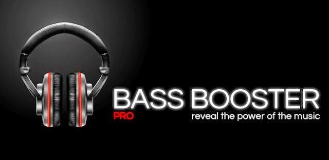 Bass Booster Pro v2.4.1 Full APK cover
