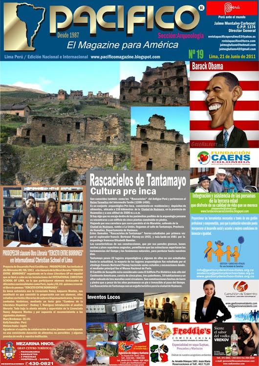 Revista Pacífico Nº 19 Arqueología