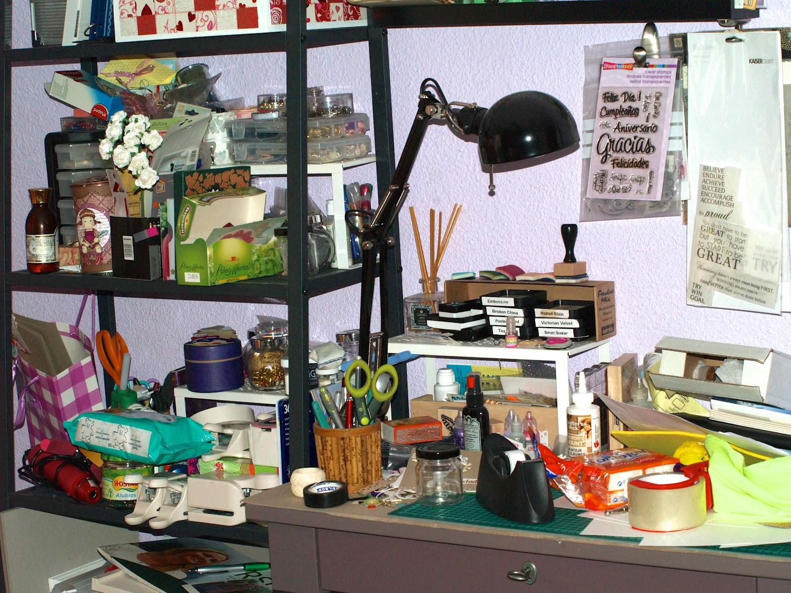 Casa perfecta antes y despu s mi espacio de trabajo - Trabajo y casa ...