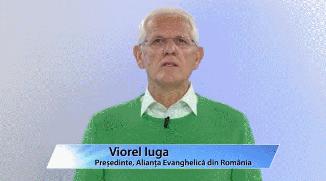 VIDEO: Pastorul Viorel Iuga îndeamnă politicienii să se implice moral în susținerea referendumului