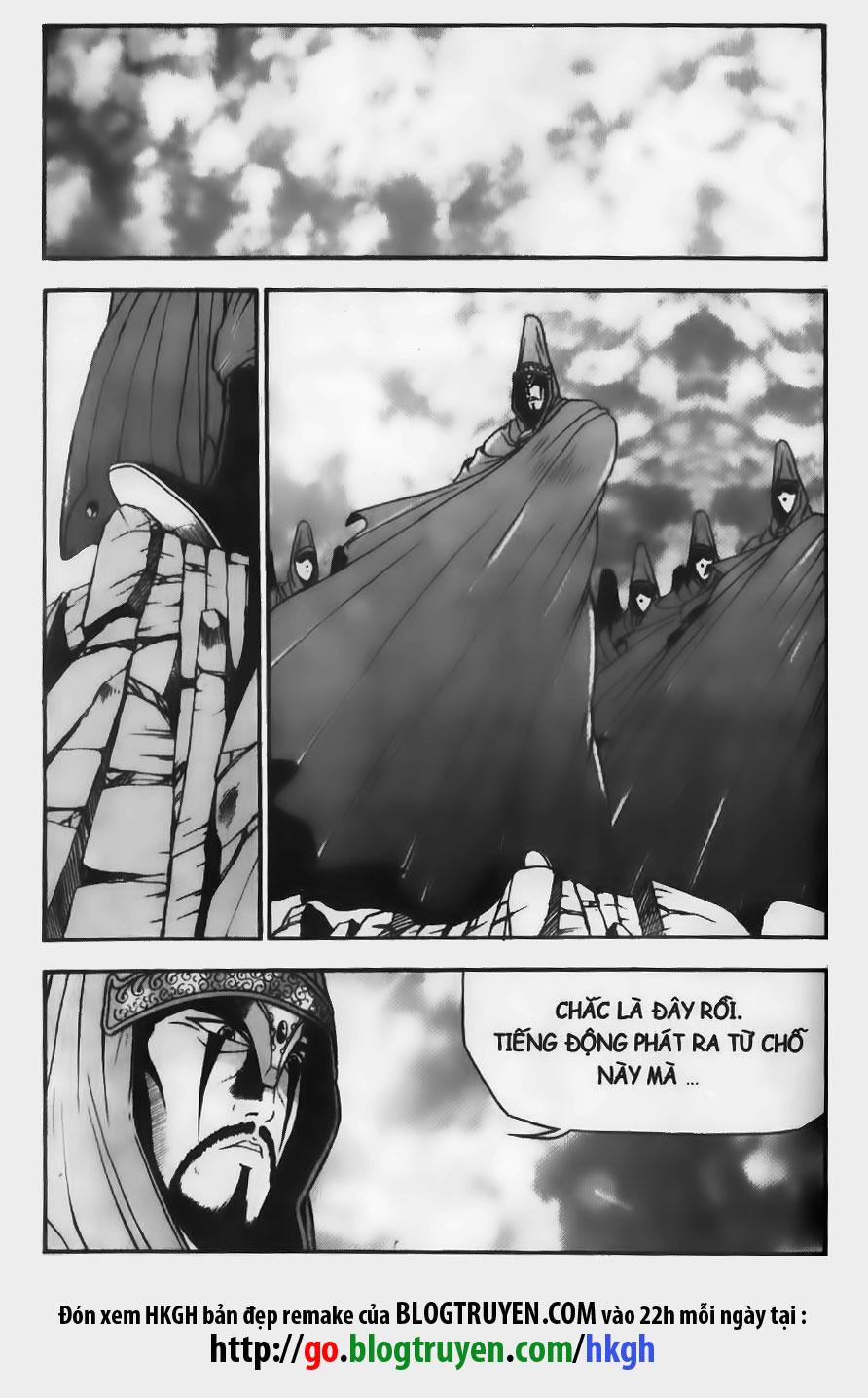 xem truyen moi - Hiệp Khách Giang Hồ Vol06 - Chap 039 - Remake