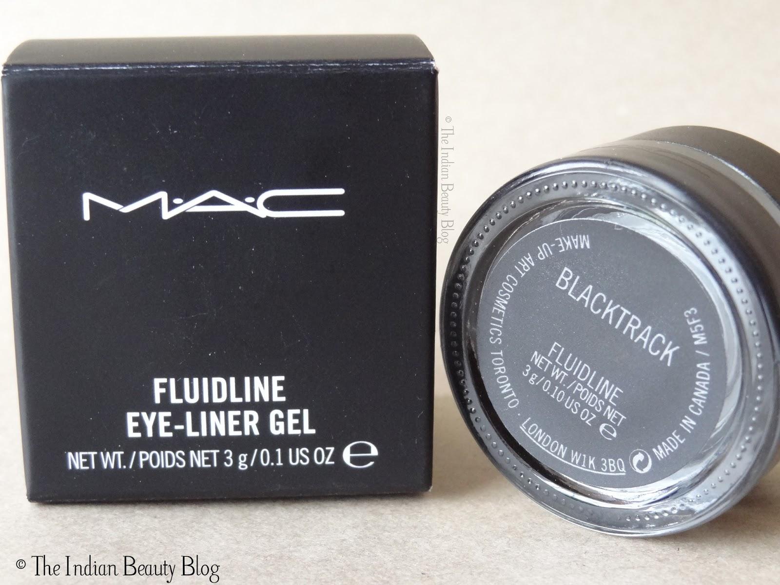 how to fix mac gel eyeliner