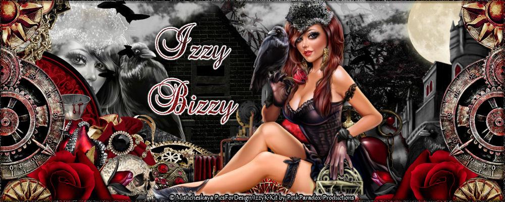 Izzy Bizzy Spirit Soul