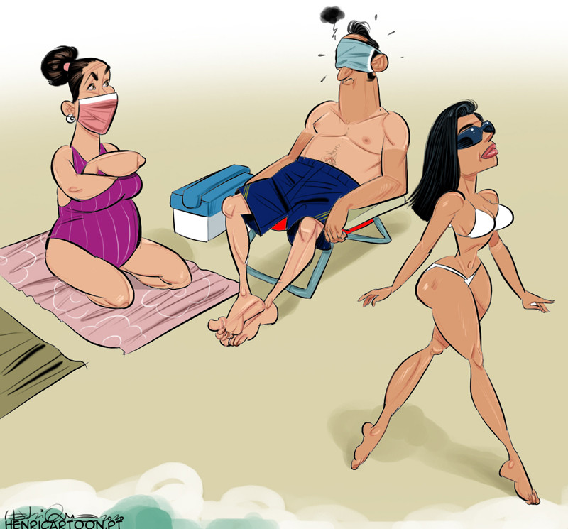 Cuidados a ter nas praias