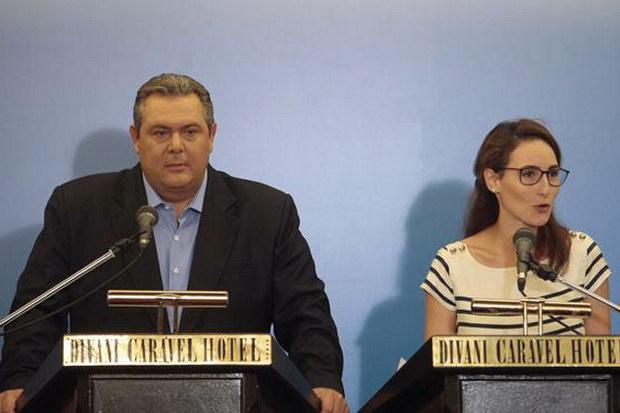 Τα ψηφοδέλτια των ΑΝΕΛ στην Αν. Μακεδονία - Θράκη