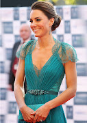 Kate Middleton's yearly beautifying total: $37,728. (aa )