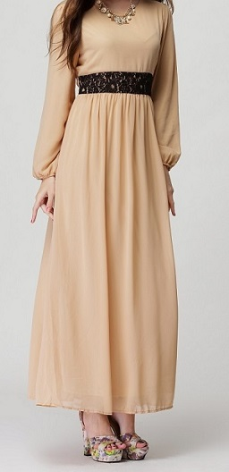 NBH0257 FATANIAH JUBAH (MATERNITY FRIENDLY)