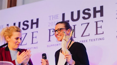 buongiornolink - Il Lush Prize 2015 va a una ricercatrice italiana