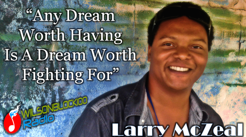 Larry McZeal Interview