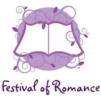 Contributing Author at The FESTIVAL OF ROMANCE