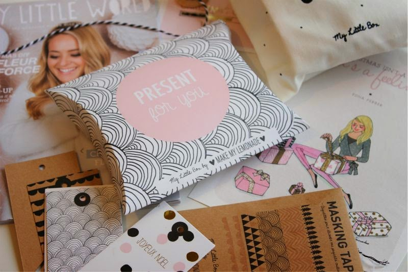 My Little Box by Fleur de Force Contents and Review