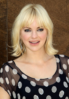 Short hairstyle Inspiration From Celebrity Anna Faris