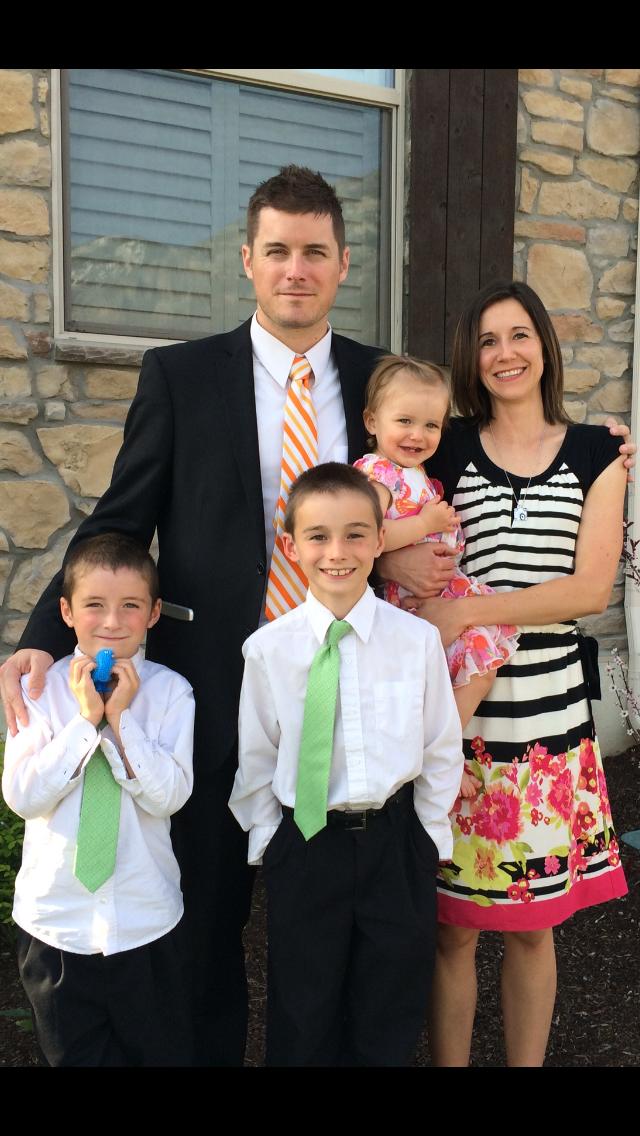 Niven Family 2014
