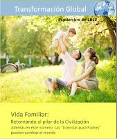 """Revista """"Transformación Global"""" Enero 2016"""