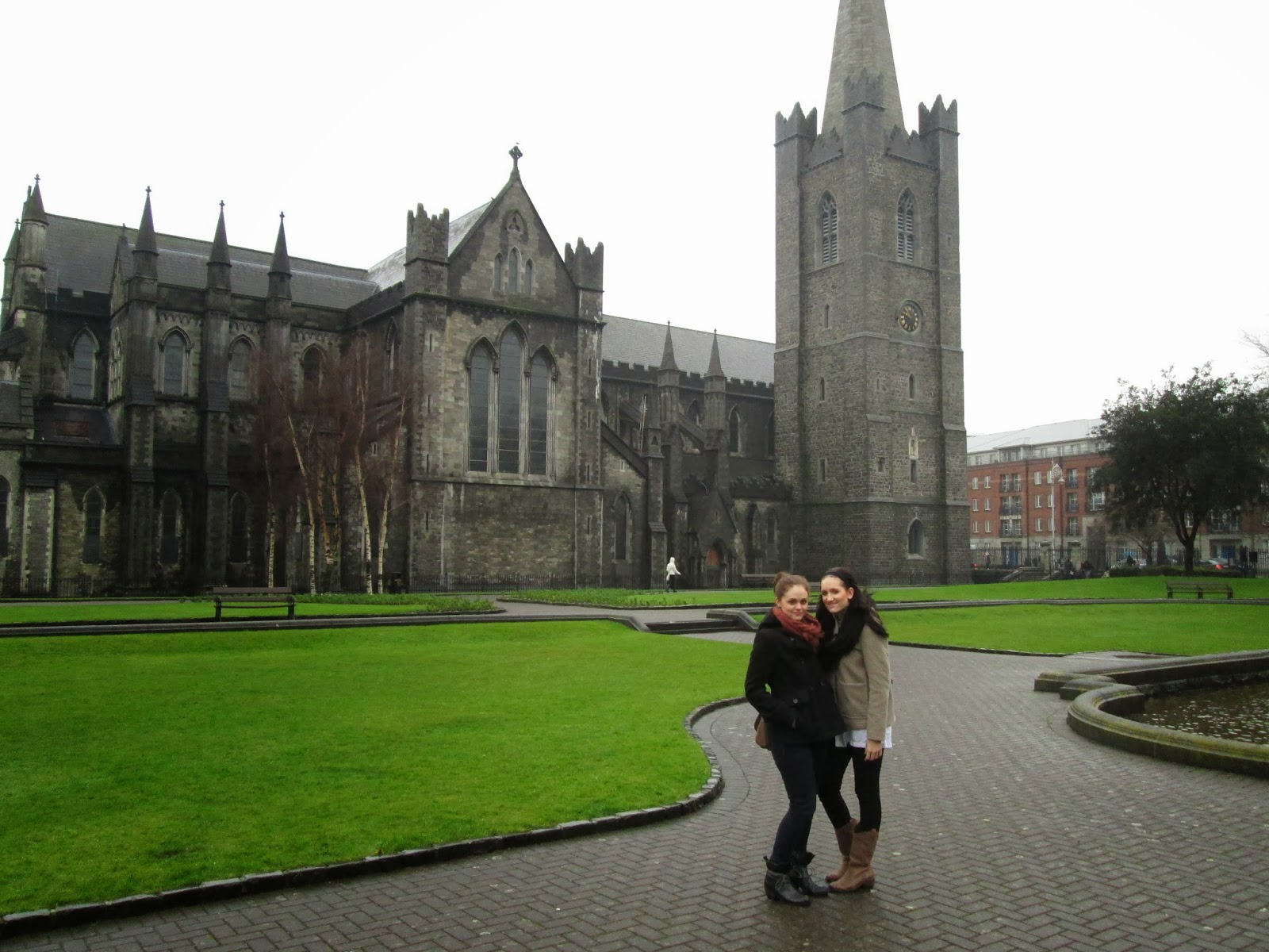 Saint Patrick's Cathedral, Ireland Spring Break Trip