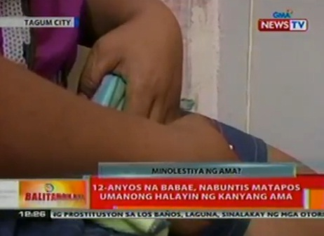 12 Year Old Girl Pregnant a 12 Year Old Girl Became