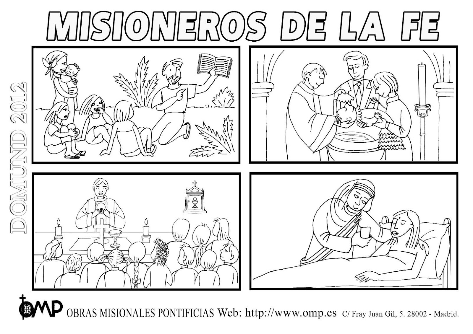 Aventuras con Jesús: abril 2013
