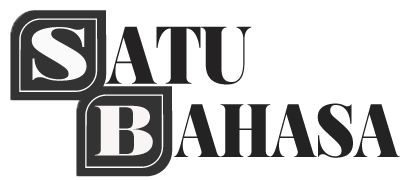 SATUBAHASA.COM - Web Pendidikan Bahasa Indonesia