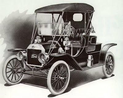 Los 108 años de Ford