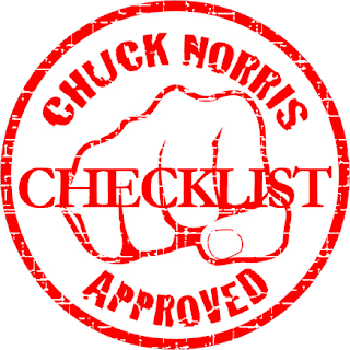 Chuck Norris approves this email marketing checklist