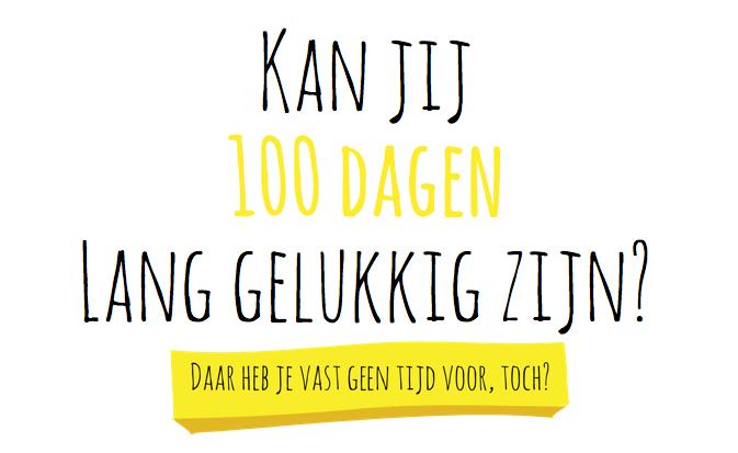 100 dagen challenge