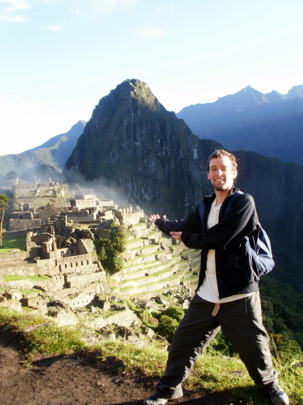 Machu Picchu , Perú