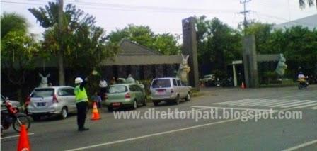 Kantor Pusat Kacang PT Dua Kelinci Ada di Pati